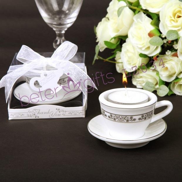 Online Get Cheap Teacup Wedding Favors -