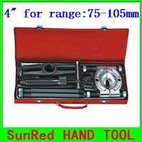 SunRed BESTIR taiwan made chromium vanadium steel gear wheel&bearing Hydraulic Separator Puller Set  Size DIY Tools NO.93203