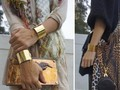 Min order is $10  New Trendy Fashion 18K Gold Plate Chain Charming Personality Cuff Bracelets Bangle Jewelry