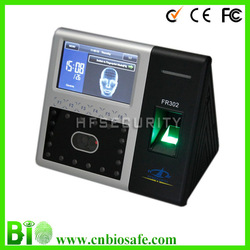 2012 Hot Sale Touch Screen Face Recognition Device HF-FR302(China (Mainland))
