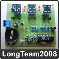 6 Digit Educational digital clock DIY Electronic Kit szsp08