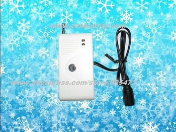 Wireless alarm water leak alarm/Water leak sensor can connect with alarm system Free shipping