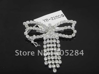 free shipping!wedding romantic  crystal  brooch