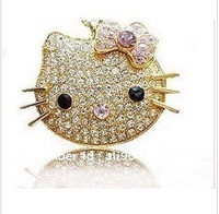 Crystal Kitty creative 8G / cartoon / fashion U disk