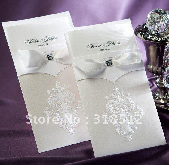 Elegant Wedding Invitations Samples Yaseen for
