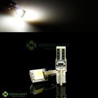 T5 2SMD 5050 White LED Car Light Bulb