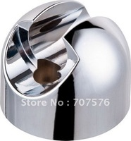High quality Metal wall mounts Fit Parts for Bathroom Sprayer Head  Kirsite Shower Holders  (ONE SET) TB637 Full Chrome