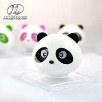 Car fragrance solid perfume panda shape interior fragrance Dashboard air Freshener solid fragrances