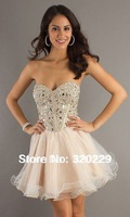 2012 Stock the picture color Wedding Brides Dress size 6 8 10 12 14 16   LJ327