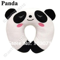 Baby Kid Child Infant Toddler Car Booster Seat Travel Neck Saver Necksaver Protector Head Support Cartoon Animal Pillow--Panda