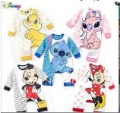 free shipping! 4pcs/lot baby boy/girl cartoon bodysuit long sleeve bodysuit five different designs cotton bodysuit