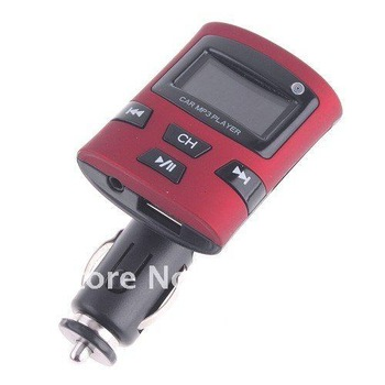USB Car FM Transmitter with Remote Control Car mp3,FM Car mp3 Player