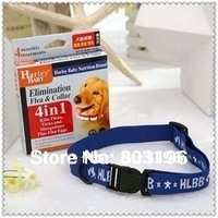 NEW ARRIVAL!!! Free Shipping Harley Baby Elimination Flea & Collar Pet Health Supplies 50PCS/LOT