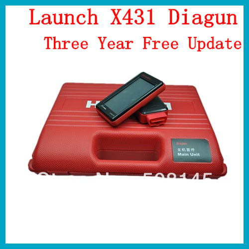 2013 Hottest Launch X431 Diagun x-431 diagun launch scanner with best price Car diagnostic tool Free update(China (Mainland))