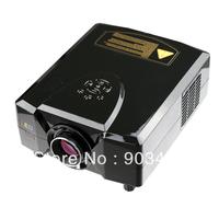LCD Projector HD HDMI TV AV/VGA USB  1080i home theatre Wholesale price