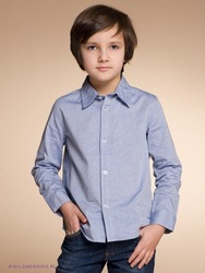 School Shirt/Boys Blouses/Long Sleeve Boys Shirt/Teenage Clothings Shirt/School Uniform/4 sizes:M,L,XL,XXL,For 6-14 years Boys(China (Mainland))