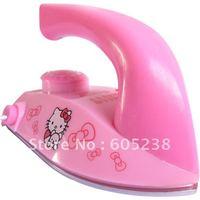 6 pcs Hello Kitty Travel Iron the Smallest Clothes Iron in the world Hello Kitty Iron