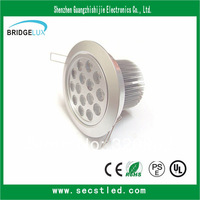 Post Freeshipping 9W/12W High power Led ceiling down lights,AC85-265V,Warm white/white,9*1W  12*1W led ceiling lamp