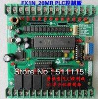 FX_20MR  Mitsubishi PLC control board microcontroller