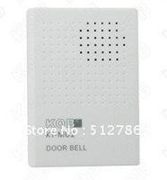 FREE SHIPPING! 12V wired door bell,entrance guard assort door bell, no need battery, high quality