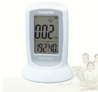 freeshipping 24 hours monitoring Formaldehyde detector, formaldehyde monitor,humidity and temperature 3 in 1