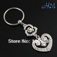 BN0080 10PCS/Lot Free Shipping Piercing Fashionable Nipple Ring