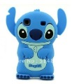 Lovely Cute 3D Stitch Soft Silicone Cover Case for SAMSUNG galaxy S i9000+Free Shipping