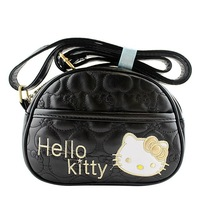Hello Kitty schoolbags handbags totes hellokitty totes cat bag handbags New Shoulder hand bags for girls black bags 3006 BKT257