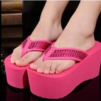 Women Sandals Flip Flops Slippers Smart Studded Beach Slippers Drop Shipping (Size 35-38) 3579