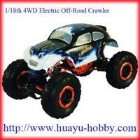 1/18th 4WD Electric Off-Road Crawler Kulak-T2 Electric Crawler