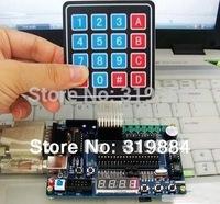 Free shipping  10pcs 4x4 Matrix Membrane Keypad switch Use Key PIC button