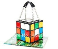 120116 Ladies' bags 2012 New Fashion Design Magic Cube Bag Lady's Handbag