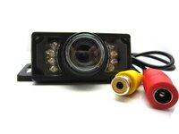 Free shipping!!Waterproof Car License IR Night Vision Camera Backup Rear View Cam Model107M