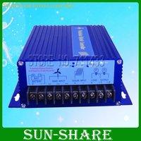 DHL FREE SHIPPING 300W DC24v/12V wind solar hybrid controller regulator (300w wind generator+300w solar panel )