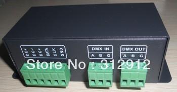 LT-DMX-1809(WS2811) DMX Decoder;support WS2811,TM1804,TM1809,TM1812 driving IC;DC5V-24V input
