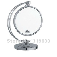 Hot sale wholesale fashionable bathroom in wall make up mirror /8&quot; shaving &amp; cosmetic mirror -8200