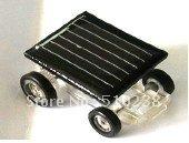 FREE SHIPPING Solar Mini Car(CE FCC)