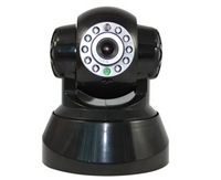 Wireless Mini IP Camera IR Pan/Tilt/Zoom Camera