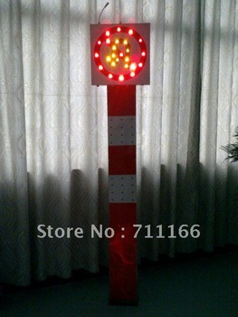 Solar traffic hazard light Professional manufacturer