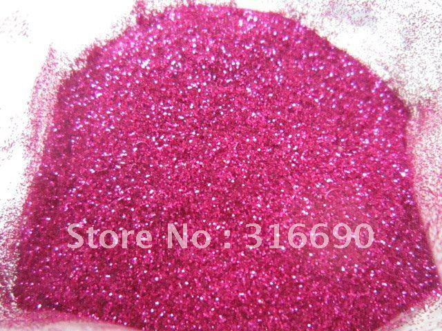 Free Shipping Pink Nail Glitter Powder/Glitter Dust/shining glitter powder for Nail Art/DIY decoration 50g/bag(China (Mainland))