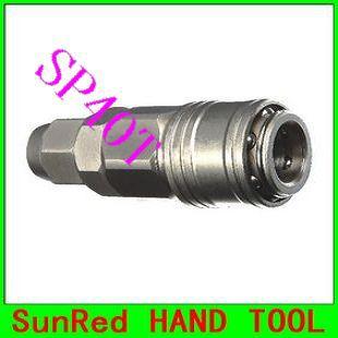 Sunred apressarás famosa marca 1144 SP40T conectores rápidos de travamento automático ferramentas de reparação de automóveis superfície de níquel pérola NO.66233 fabricante(China (Mainland))