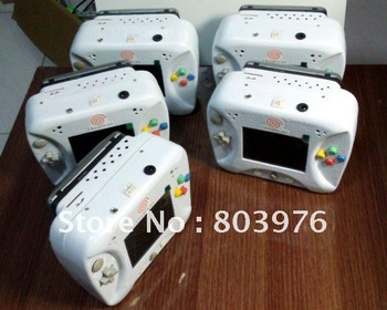 Reserving  DIY DreamCast Pocket Game Console , SD reinforce version , Free EMS shiping