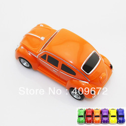 Retail genuine 2G/4G/8G/16G/32G usb drive pen drive usb flash drive memory plastic vw beetle car Free shipping+Drop shipping(China (Mainland))