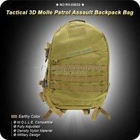 40L 3D Outdoor Military Rucksacks Tactical Backpack Camping Hiking Trekking Bag