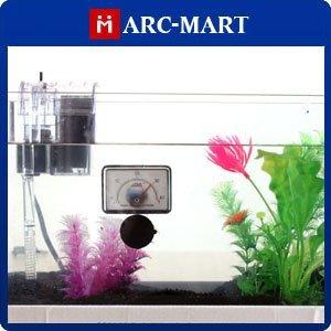 Waterproof Wireless Thermometer Meter 0~+40 Degrees Square for Aquarium Fish Tank  #HK352