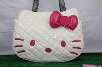 Free shipping stock lovely hello kitty bag handbag