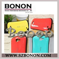 Newest First Class iface colorful sports car PC case for  galaxy SII NOTE I9220 +retail box FREE shipping CPAM
