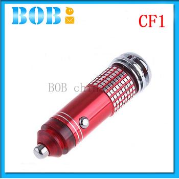 Best price!CF1  Auto Air Freshener Oxygen Bar Ionizer,Free shipping