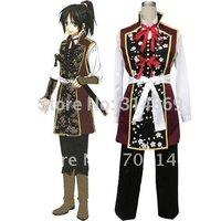 Hakuoki Chizuru Yukimura Cosplay Costume XXS-4XL