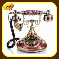 antique european style telephone